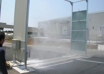 消毒ゲート 3