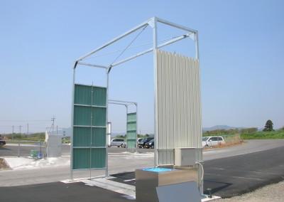消毒ゲート 1