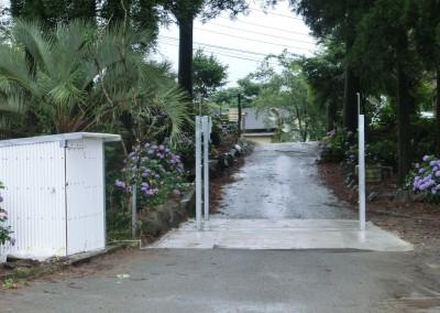 消毒ゲート 7